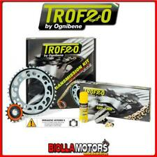255491000 KIT TRASMISSIONE TROFEO HONDA CBR 1000 RR ( SC-57 ) 2004-2005 1000CC