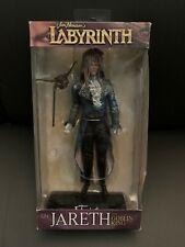 New ListingMcFarlane Toys Jim Henson's Labyrinth Jareth Goblin King Figure David Bowie #33
