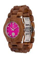 Maui Kool Wooden Watch Hana Collection For Women Analog Wood Watch Bamboo Gif...
