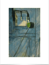 HENRI MATISSE VIEW OF NOTRE DAME LIMITED EDITION BIG BORDERS ART PRINT 18X24