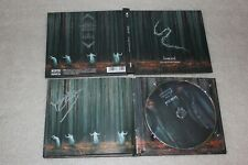 LUNATIC SOUL - Through Shaded Woods 2CD SIGNED  MEDIABOOK NEW