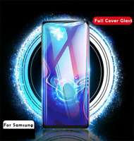 Full 6D Tempered Glass Screen Protector For Samsung Galaxy S10 Case Friendly