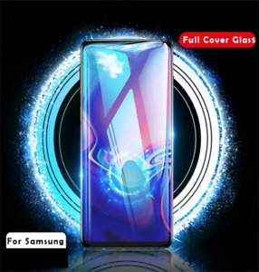 Tempered Glass Screen Protector For Samsung Galaxy S21 ULTRA 5G  Case Friendly