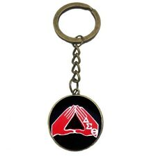 new Delta sigma theta delta sigma gem Time gemstone Key chain 1pcs