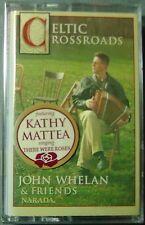 Celtic Crossroads by John Whelan (Cassette, Feb-1998, Narada) NEW