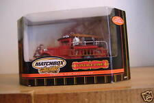~NEW~MATCHBOX~1932 FORD AA FIRE ENGINE~VINTAGE FIRE COLLECTION~