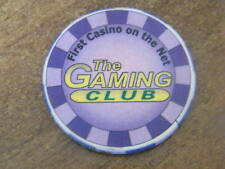 $150.00 ~ The Gaming Club ~ First Casino On Net ~ Chip
