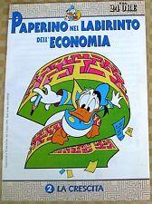 PAPERINO NEL LABIRINTO DELL'ECONOMIA - FASCICOLO 2 - OTTIMO