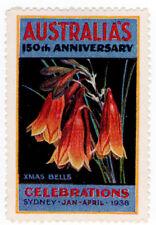 (I.B) Australia Cinderella : 150th Anniversary (Christmas Bells)