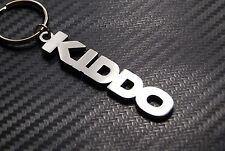 KIDDO Kidda Kid Scouse Slang Family Brother Sister Son Daughter Keyring Keychain