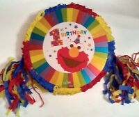 Elmo 1st Pinata..Party Game Party Decoration FREE SHIPPING