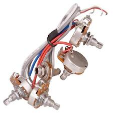 Kit Di Cablaggio Circuito Chitarra Elettrica A500K Potenziometro Per Pentole