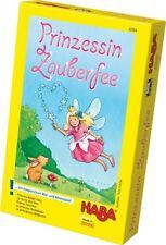 HABA Prinzessin Zauberfee Memo und Malspiel Merkspiel Gedächtnis Spiel ab 4 J