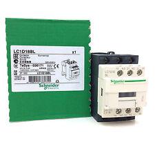 Contactor LC1D18BL Schneider 24VDC 7.5kW 036171