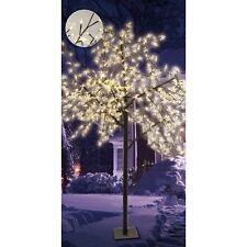LED ahornbaum 2,5m M árbol luminoso de luz Navidad lichterdeko decorativo
