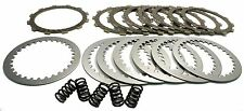 Kawasaki KX 250, 1992-2007, Clutch Kit - Friction Discs, Steel Plates & Springs