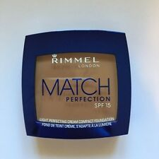 Rimmel Match Perfection Compact Cream Foundation SPF 15 402 Bronze