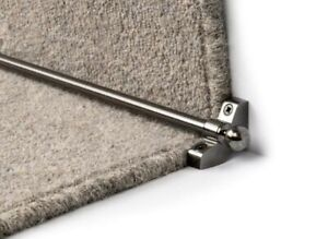 Pewter Grey Stair Rods