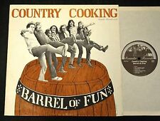 Country Cooking Rounder 0033 Barrel Of Fun