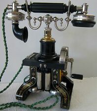 L.M. Ericsson Telephone  Model Replica 1895