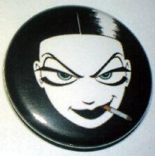 Nemi (Goth) 25mm Pin Badge NEMI 1