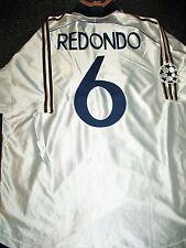 Redondo Real Madrid Jersey 1999 2000 UEFA Shirt Camiseta Argentina Maglia XL