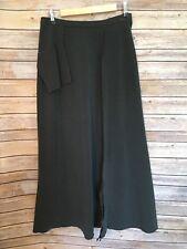 LINDA LUNDSTROM Skirt 10 Ankle Length Poly Blend Grey C12