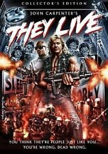 They Live Collector S Edition 0826663136579 DVD Region 1 P H