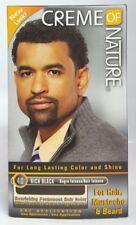 CREME of Nature hommes coloration cheveux pour cheveux Riche Noir Numéro 4.0