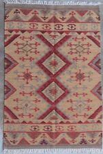 5 X 8 Ft Very Fine Large Turkish Kilim, Oriental Area Rug Floor Carpet Kelim