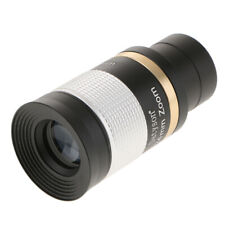 8-24mm 1.25 inch Zoom Eyepiece Multi Coated Lens 31.7mm Telescope Astronomy
