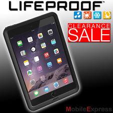 GENUINE Lifeproof Fre WaterProof Case Suits iPad Mini 1, 2, 3 and Retina - Black