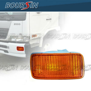 Side Lamp For Nissan UD 1800 2000 2300 2600 3000 3300 Signal Light 1995-2010 LH