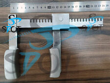 Alan Scott Cooley Sternum Retractor Self Retaining Blade Spread SdOt Instruments