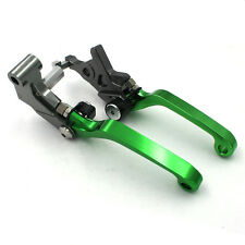 Pivot Brake Clutch Levers For Kawasaki KLX125 D-TRACKER 125 KLX150S KLX250