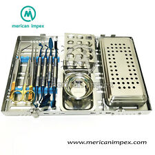 2020 PRF Box Set Platelet Rich Fibrin Dental Implant Surgery PRF Instruments Box