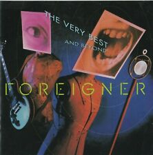 Foreigner ‎The Very Best..And Beyond  Atlantic ‎1992 CD 17 Tracks Rock,Pop Used