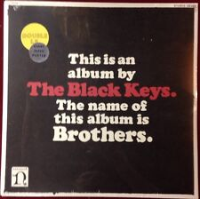 Black Keys - Brothers LP [Vinyl New] Double LP + CD & Giant Poster