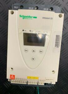 Schneider Electric ATS22D17S6U, Soft Motor Starter, Altistart 22 Series, 3 Phase