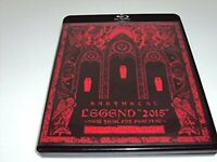 BABYMETAL THE ONE LEGEND 2015 Limited Blu-ray new year fox festival F/S w/Track#