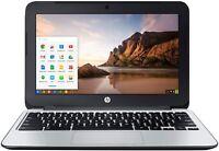 "HP Chromebook  G3 14"" 2.1GHz 4GB 16GB Chrome OS SEE DESCRIPTION"