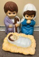 VTG  Empire Blow Mold Christmas Nativity Baby Jesus *No Lights- See Description