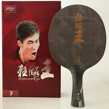 DHS Hurricane King 3 Table Tennis Blade for Ping Pong Racket Paddle