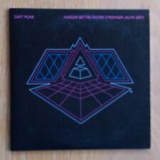 Daft Punk: Harder Better Faster Stronger (Alive 2007) - CDVIRDJ224 - PROMO CD