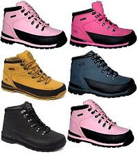 WOMENS GROUNDWORK LIGHTWEIGHT SAFETY TRAINERS STEEL TOE CAP LADIES WORK BOOTS SZ
