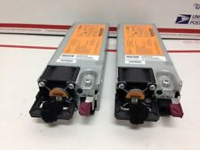 HP 735051-401 800W power supply ( Lot of 2 )
