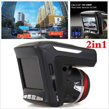 2.4'' 1080P Car Video Camera Recorder Dash Cam Radar Speed Detector Dvr Full Hd