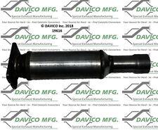 Catalytic Converter-Exact-Fit Davico Exc CA 19616