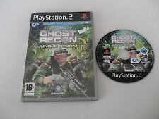 Tom Clancy's Ghost Recon Jungle Storm (PAL) Playstation 2 PS2 PS3 Sony OVP CIB