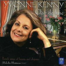 CLAIR DE LUNE: FRENCH SONGS NEW CD